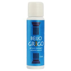 BEIJO GREGO GEL BEIJÁVEL , 15ML                                                            LIBY SEXSHOP