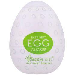 EGG CLICKER EASY ONE CAP - MAGICAL KISS                                                                                LIBYSEXSHOP