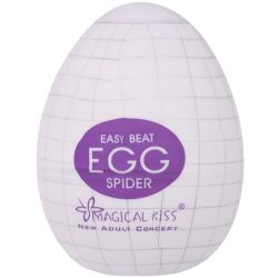 EGG SPIDER EASY ONE CAP MAGICAL KISS                                                                LIBYSEXSHOP