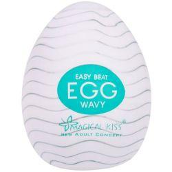 EGG WAVY EASY ONE CAP -  MAGICAL KISS                               LIBYSEXSHOP