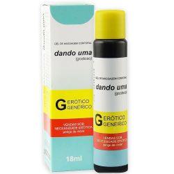 DANDO UMA (GOSTOSO) -  RETARDA EJACULAÇÃO 18ML LIBY SEX SHOP