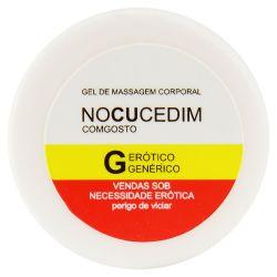 POMADA NOCUCEDIM COMGOSTO 3G  - GERÓTICO GENÉRICO