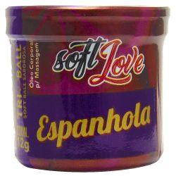 TRIBALL BOLINHA DRINK 12G 03 UNIDADES - ESPANHOLA E CAIPIRINHA                                                    LIBYSEXSHOP